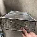 Stainless Steel Wire Mesh Cabinet Baskets